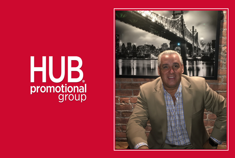 HUB Promotional Group Hires Gerard Schifano as Northeast Territory Manager