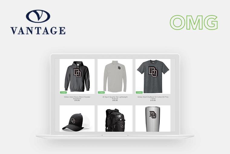 Vantage Apparel Integrates With OrderMyGear