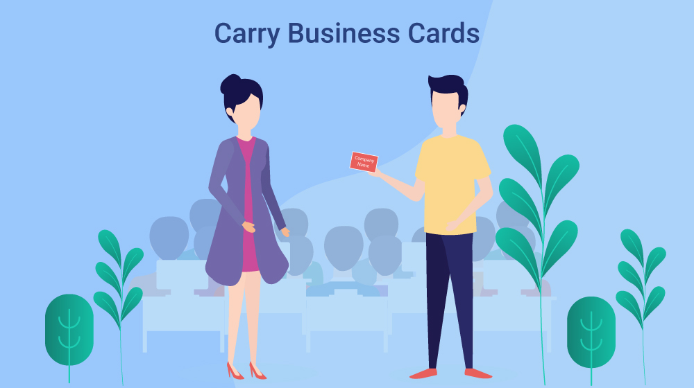 Carry Business Cards