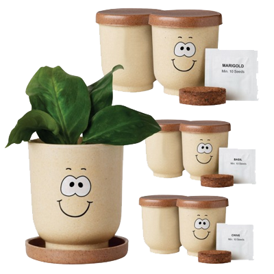 Grow Pot Eco-Planter