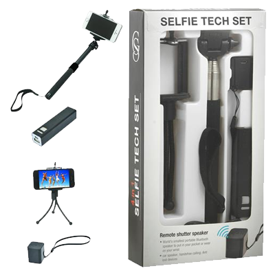 The Mobile Tech Gift Set